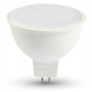 LED 7W MR16 - Cool White 110 Degree Beam