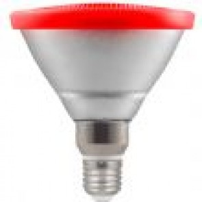LED 13W Par 38 Reflector - Screw RED