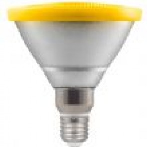 LED 13W Par 38 Reflector - Screw YELLOW