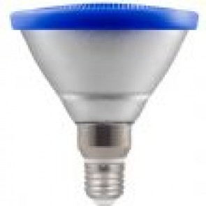 LED 13W Par 38 Reflector - Screw BLUE
