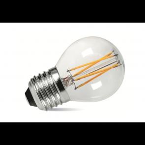 4W LED Filament Golf Bulb - Screw