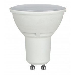 LED 7W SMD GU10 - Warm White - Dimmable