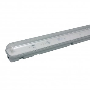 4` Twin IP65 Anti-Corrosive Fitting (LED Ready)