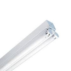 2` Twin IP20 LED Fitting (LED Ready)