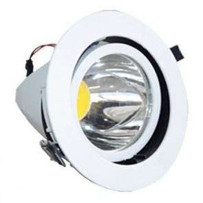 2720-1187 20W LED COB Downlight Round