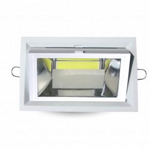 4530-1070 30W LED COB Downlight Rectangle